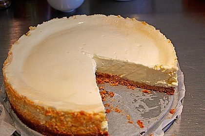 Der unglaublich cremige NY Cheese Cake 182