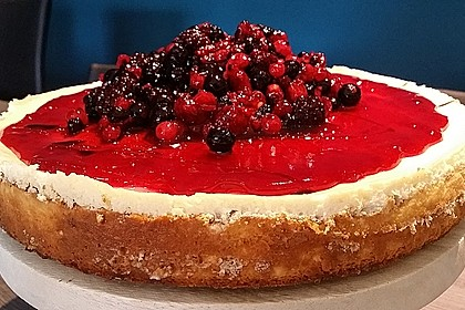 Der unglaublich cremige NY Cheese Cake 79