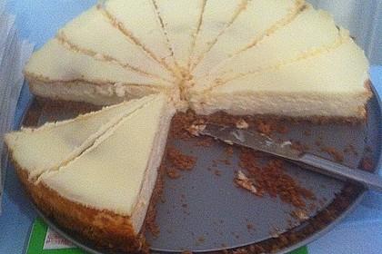 Der unglaublich cremige NY Cheese Cake 292