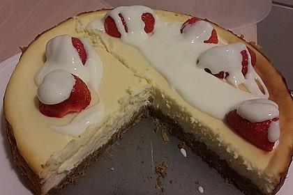 Der unglaublich cremige NY Cheese Cake 349