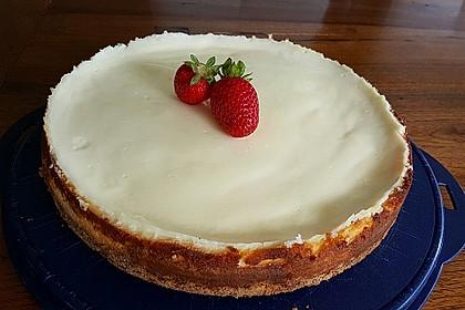 Der unglaublich cremige NY Cheese Cake 132