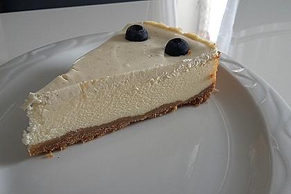 Der unglaublich cremige NY Cheese Cake 80