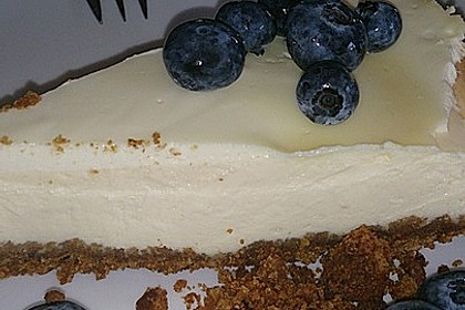 Der unglaublich cremige NY Cheese Cake 179