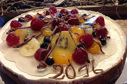 Der unglaublich cremige NY Cheese Cake 100