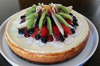 Der unglaublich cremige NY Cheese Cake 180