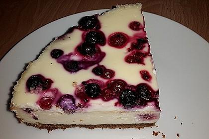 Der unglaublich cremige NY Cheese Cake 167