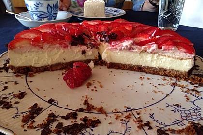 Der unglaublich cremige NY Cheese Cake 322