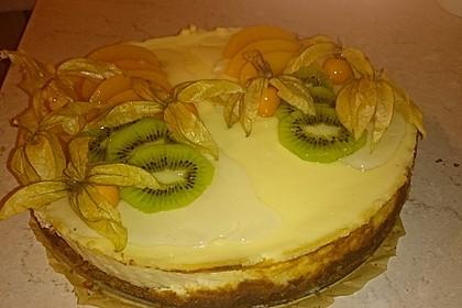Der unglaublich cremige NY Cheese Cake 145