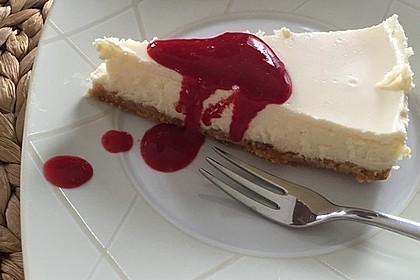 Der unglaublich cremige NY Cheese Cake 46