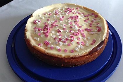 Der unglaublich cremige NY Cheese Cake 195