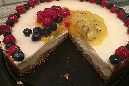 Der unglaublich cremige NY Cheese Cake 82