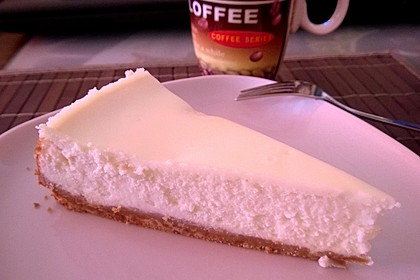 Der unglaublich cremige NY Cheese Cake 187