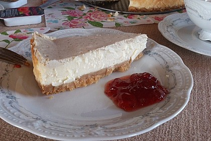 Der unglaublich cremige NY Cheese Cake 221