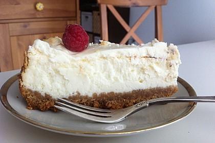 Der unglaublich cremige NY Cheese Cake 140