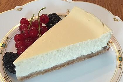 Der unglaublich cremige NY Cheese Cake 133
