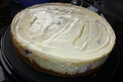Der unglaublich cremige NY Cheese Cake 254