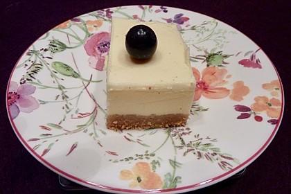 Der unglaublich cremige NY Cheese Cake 250