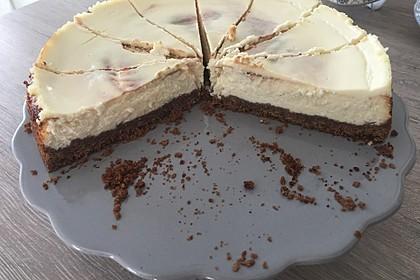 Der unglaublich cremige NY Cheese Cake 137