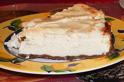Der unglaublich cremige NY Cheese Cake 118