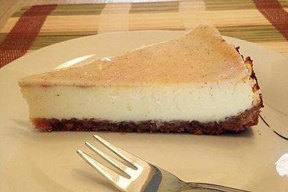 Der unglaublich cremige NY Cheese Cake 325