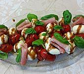 Mozzarella - Tomaten - Spieße