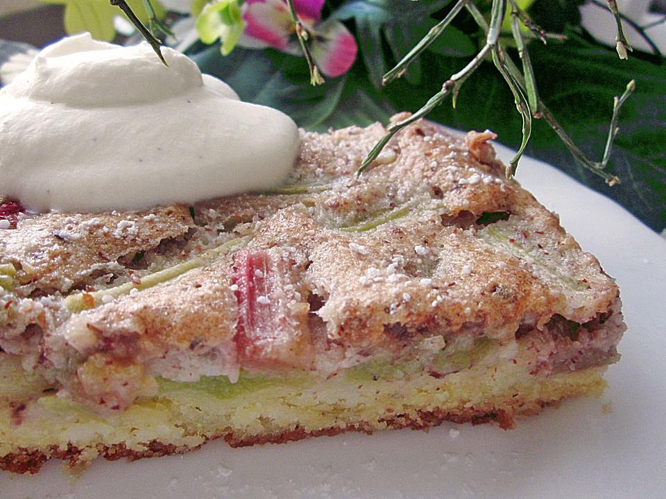 Vierländer Küchenwelt vierländer rhabarberkuchen inkaholm chefkoch de
