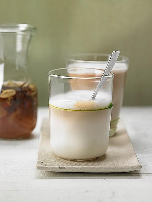 chai latte rezept mit bild von oo de lally. Black Bedroom Furniture Sets. Home Design Ideas