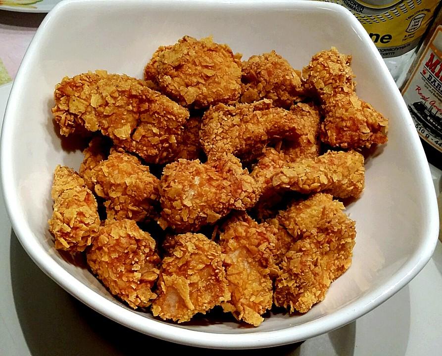 chicken nuggets 39 tortilla flavor 39 von lucky471. Black Bedroom Furniture Sets. Home Design Ideas