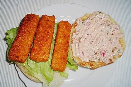 Hot Dog nach Seemanns Art 6