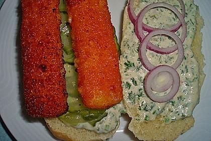 Hot Dog nach Seemanns Art 5