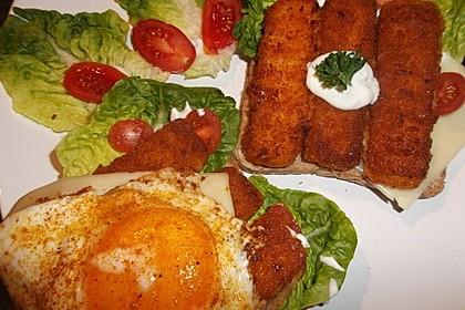 Hot Dog nach Seemanns Art
