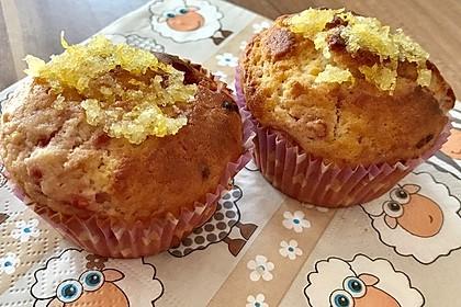 Himbeer - Zitronen - Muffins 6