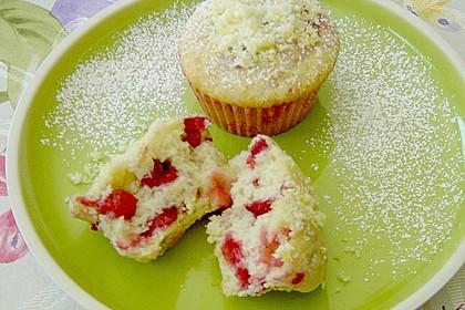 Himbeer - Zitronen - Muffins 2