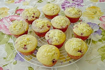 Himbeer - Zitronen - Muffins 3