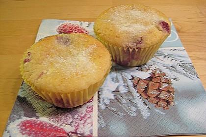 Himbeer - Zitronen - Muffins 8