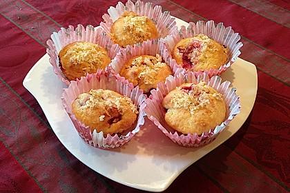 Himbeer - Zitronen - Muffins 1