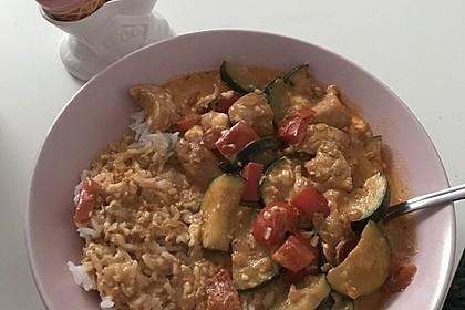 Puten - Gemüse - Pfanne mit Feta 27