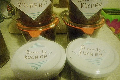 Bounty Kuchen 9