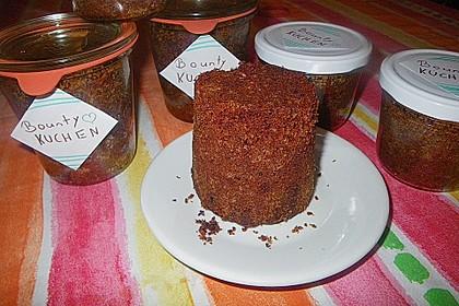 Bounty Kuchen 1
