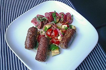 Zucchini - Tomaten - Salat 2