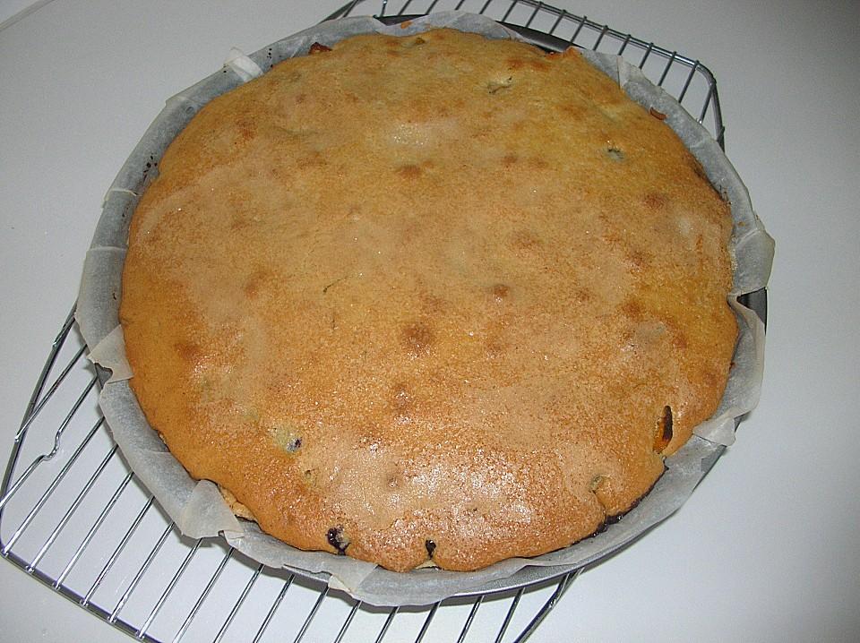 Peach Blueberry Cobbler Pie (Rezept mit Bild) von kaddistar | Chefkoch ...