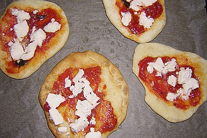 Pizza fritta all'italiamann