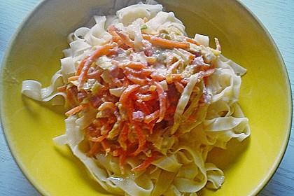 Spitzkohl - Möhren - Curry 2