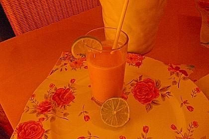 Himbeer - Orangen - Smoothie 27