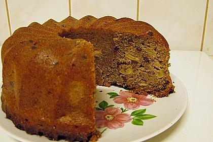 Schoko - Apfel - Kuchen 1