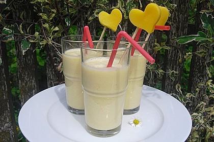 Mango - Milchshake 4