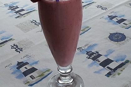 Erdbeer - Smoothie 25