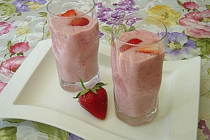Erdbeer - Smoothie 4