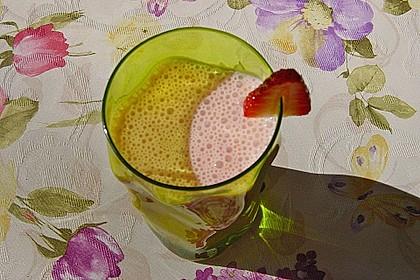Erdbeer - Smoothie 12