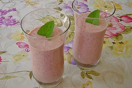 Erdbeer - Smoothie 8